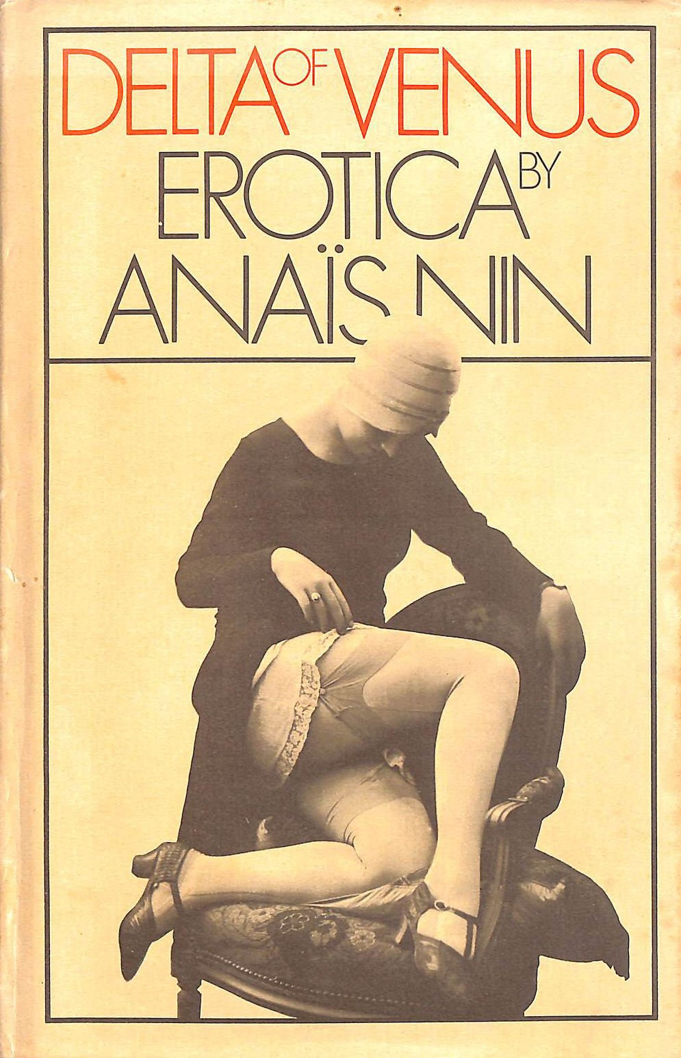Delta of Venus: Erotica, Nin, Anais