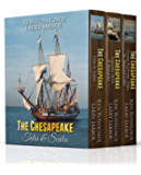 The Chesapeake Tales Trio: Tales & Scales Legends, Yarns & Barnacles Oyster Buyboats, Ships & Steamed Crabs - The complete collection