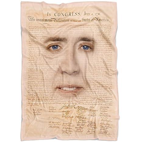 Amazon.com: Nicolas Cage con declaración de independencia ...