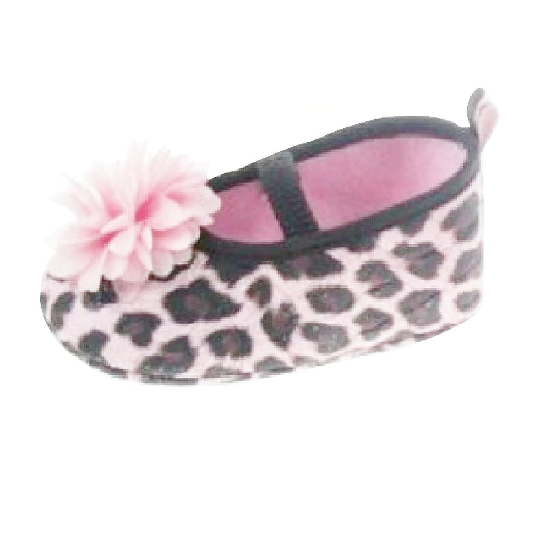 ManxiVoo Toddler Baby Girls Flower PU Leather Single Shoes Children Kids Soft Floral Princess Shoes Prewalker