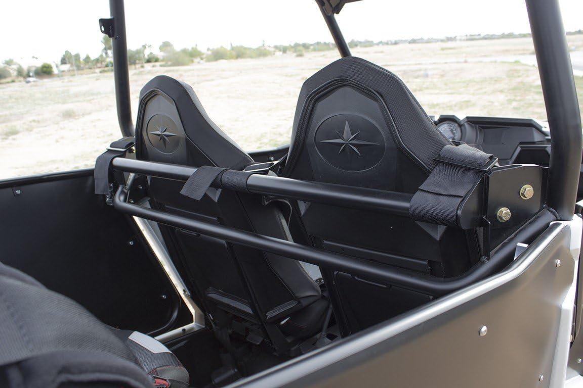 UTV INC Polaris RZR 4 Point Seat Belt Harness Mounting Kit
