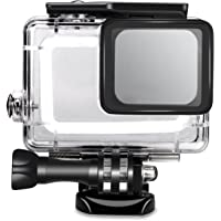 SyndeRay Waterproof Housing Case for GoPro HERO(2018) Hero 7/6/5 Sport Camera-Underwater 45 Meters