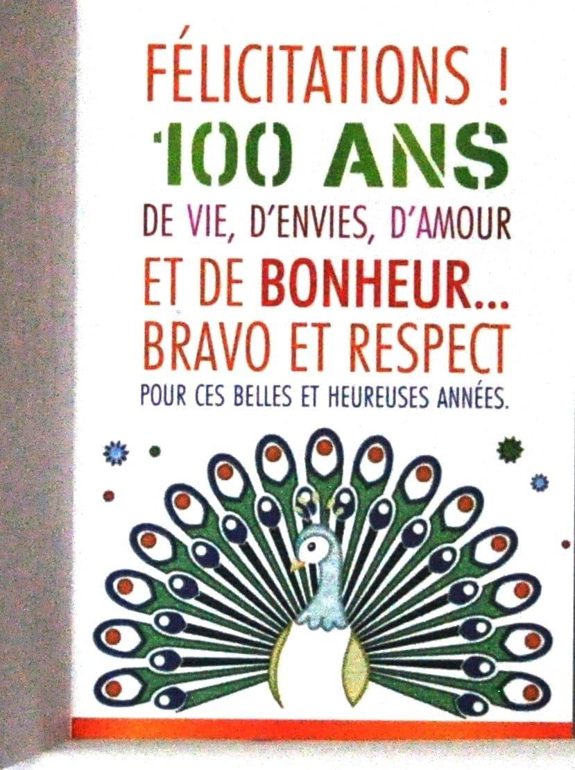 Age Mv 69 2046 Carte Anniversaire 100 Ans Homme Femme Motif Flutes Bouteille Champagne Feu Dartifice Dv Videk Hr