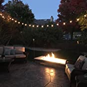 30% off Brightown 50Ft Outdoor Patio Globe Lights