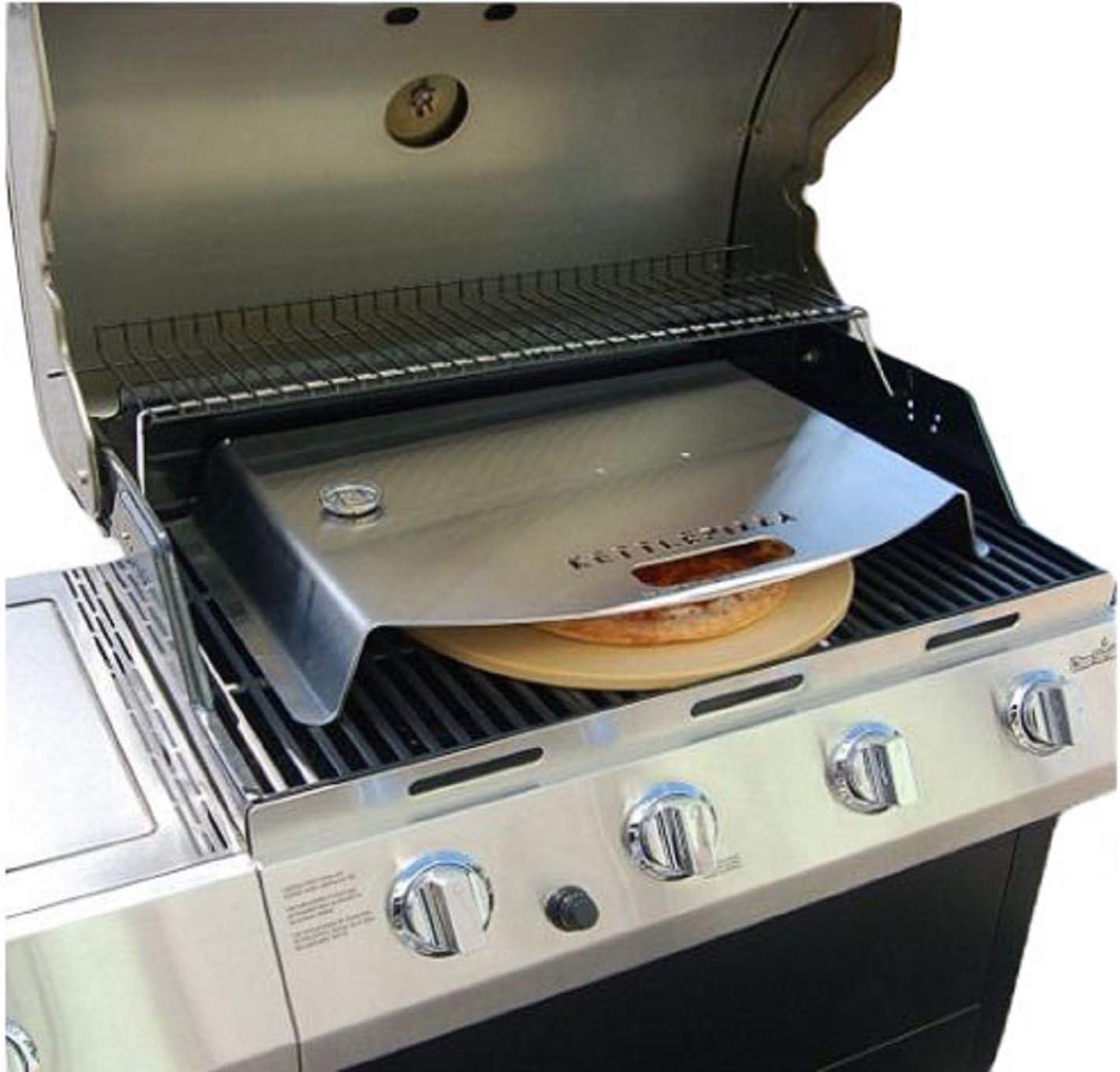 KettlePizza Gas Pro Kit Básico para Pizza Horno–kpb-GP