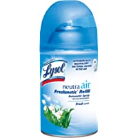 Lysol Neutra Air Freshmatic Automatic Spray Air Freshener, Fresh, 1 Refill, 5.89 Ounce