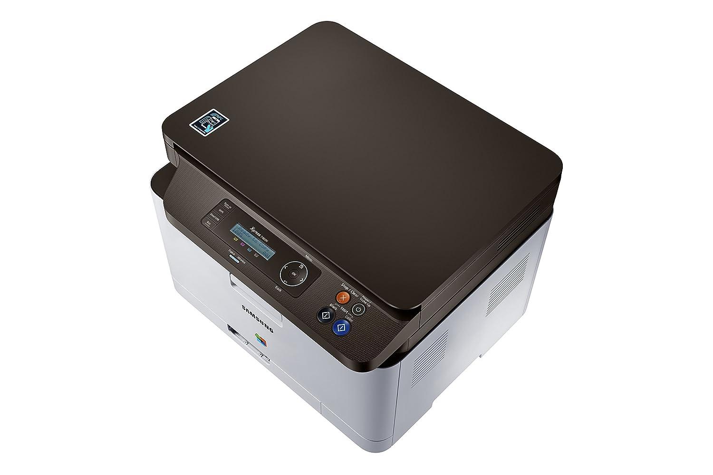 HP Xpress SL-C480W Laser 18 ppm 2400 x 600 dpi A4 WiFi - Impresora multifunción (Laser, Impresión a Color, 2400 x 600 dpi, 150 Hojas, A4, Negro, ...