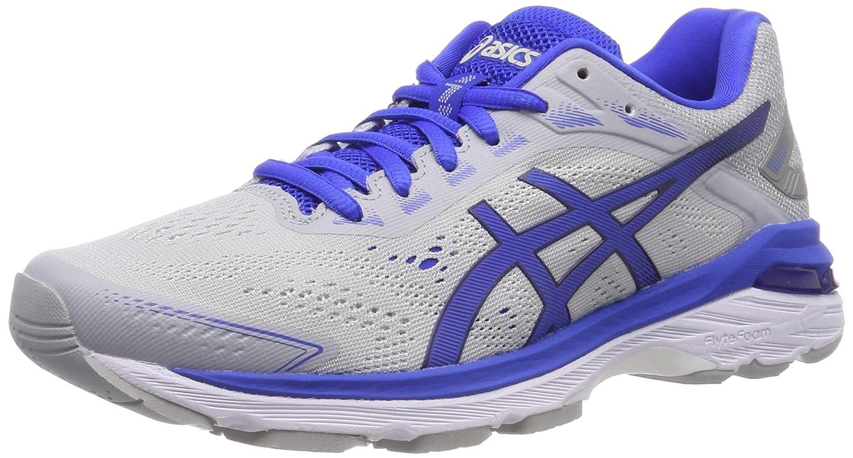 MultiCouleure (Mid gris Illusion bleu 020) ASICS Gt-2000 7 Lite-Show, Chaussures de Running Compétition Femme 39.5 EU