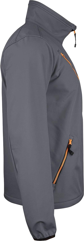 Jobman 120171-3000-9 Veste softshell Taille 3XL orange