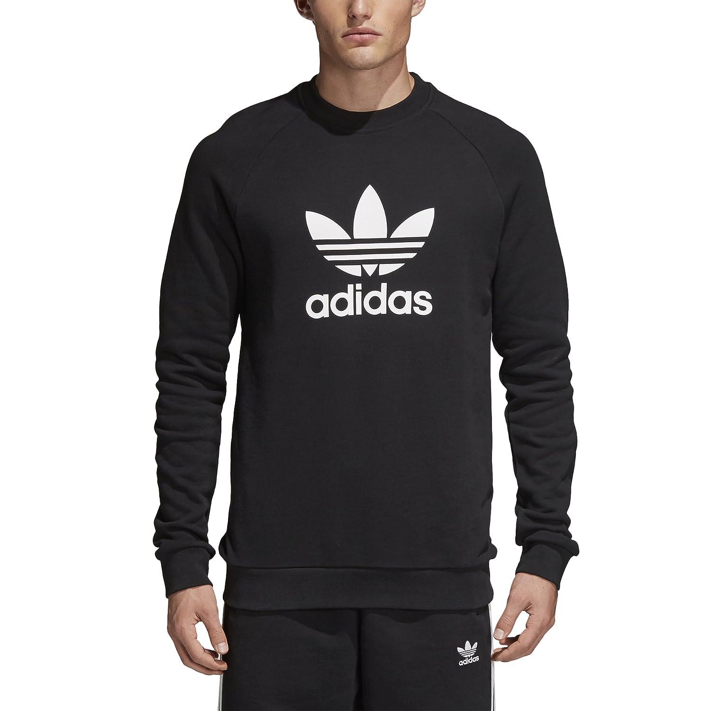 adidas Originals Men s Originals Trefoil Warm-up Crew at Amazon Men s  Clothing store  0a5b44855b