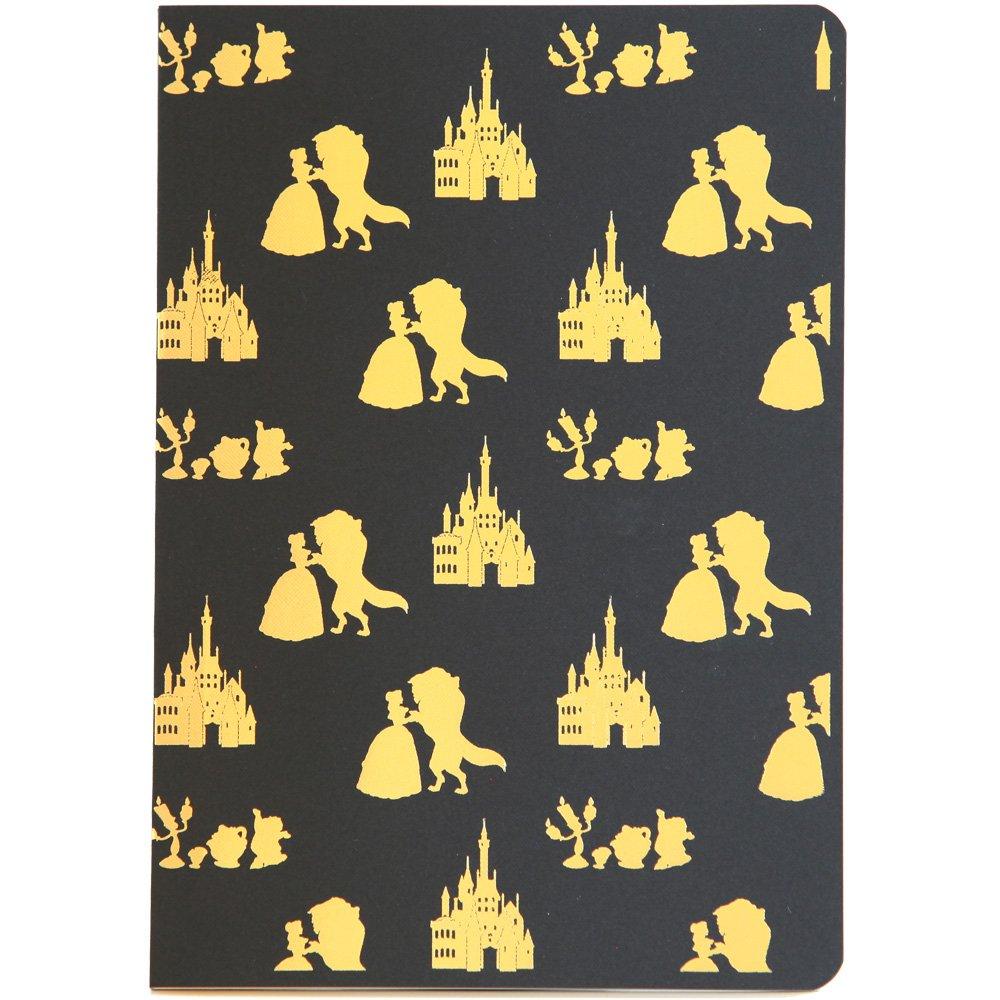 Amazon ダイゴー ディズニー 美女と野獣 b6糸綴じノートセット T8182