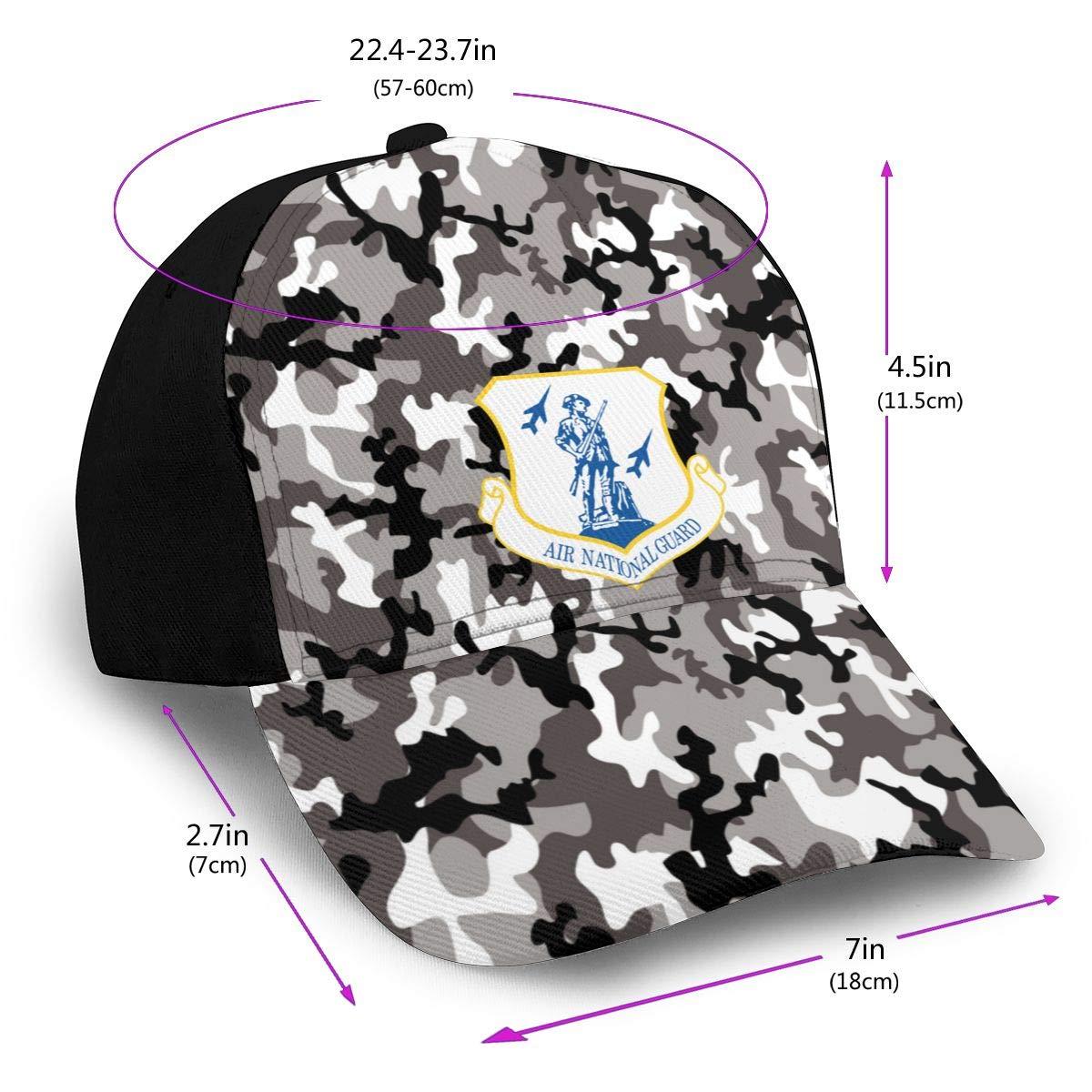 Air Force Air National Guard Classic Adult Caps Printing Bend Along Baseball Hat Snapback Men Women Hats Adjustable