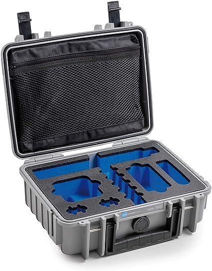 B W Outdoor Case Hartschalenkoffer Typ 1000 Inlay Für Kamera