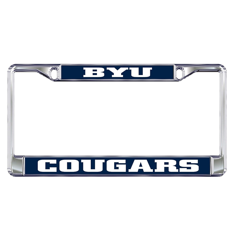 Craftique BYU Cougars Plate Frame