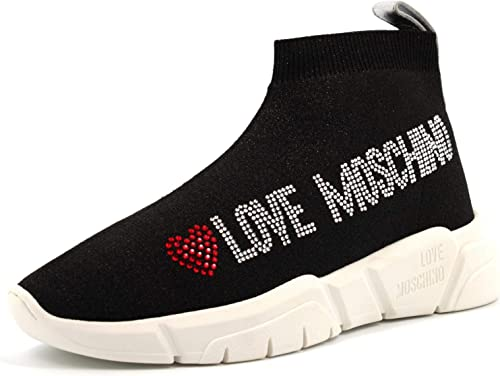 Love Moschino Shoes Woman high-Necked