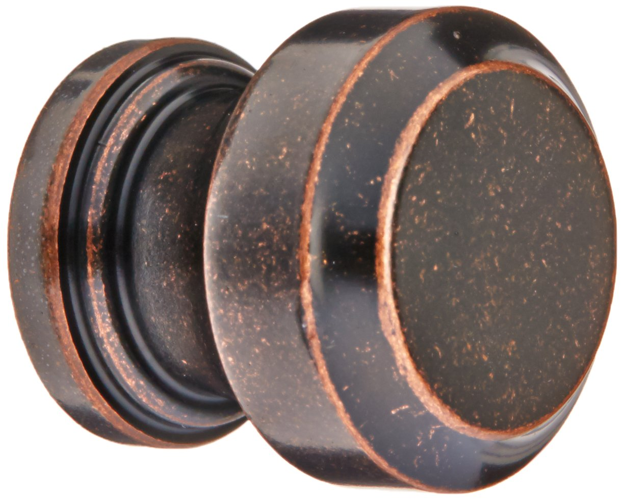 Moen YB8205ORB Rothbury Cabinet Knob and Drawer Pull, Oil Rubbed Bronze by Moen