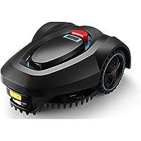 SWIFT Cortacésped Robótico De 28V con Carga Automática Autopropulsado 18 Cm De Ancho De Corte Y Alturas De Corte De 20…