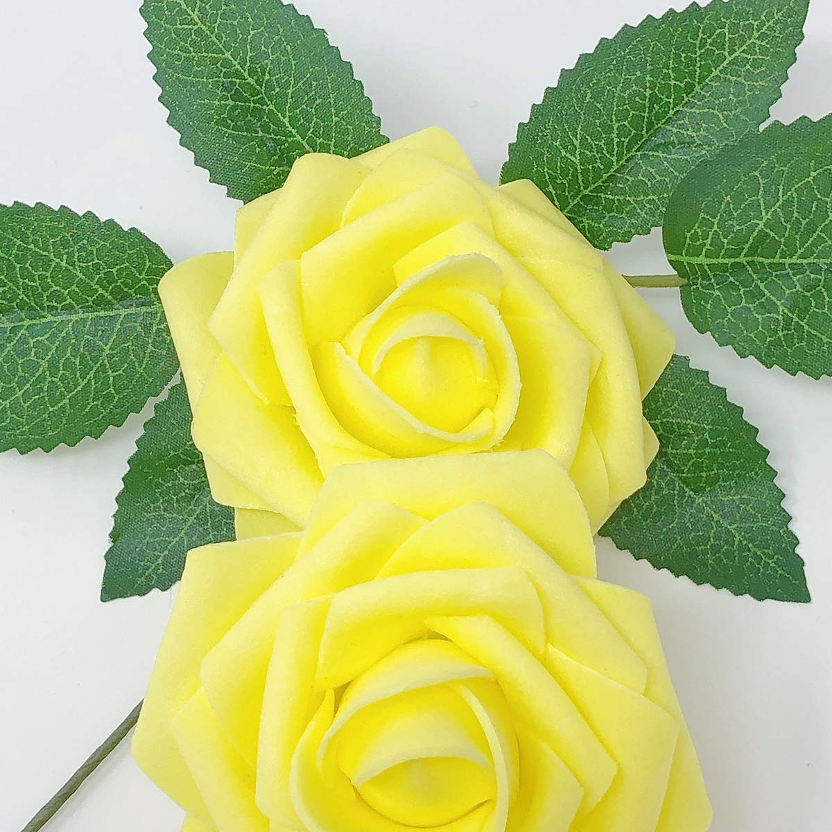 Wrapables Real Touch Flowers for DIY Wedding Bouquets and Centerpieces
