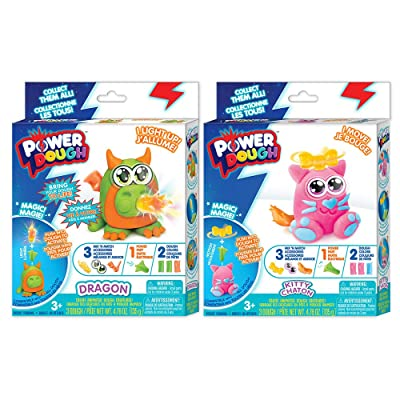 Danawares Power Dough Mini Kit Assortment in Pdq: Toys & Games
