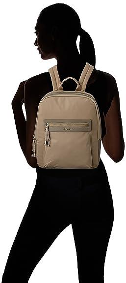Tous 695810088, Bolso mochila para Mujer, Beige (Topo) 26x33x9.5 cm (W x H x L): Amazon.es: Zapatos y complementos