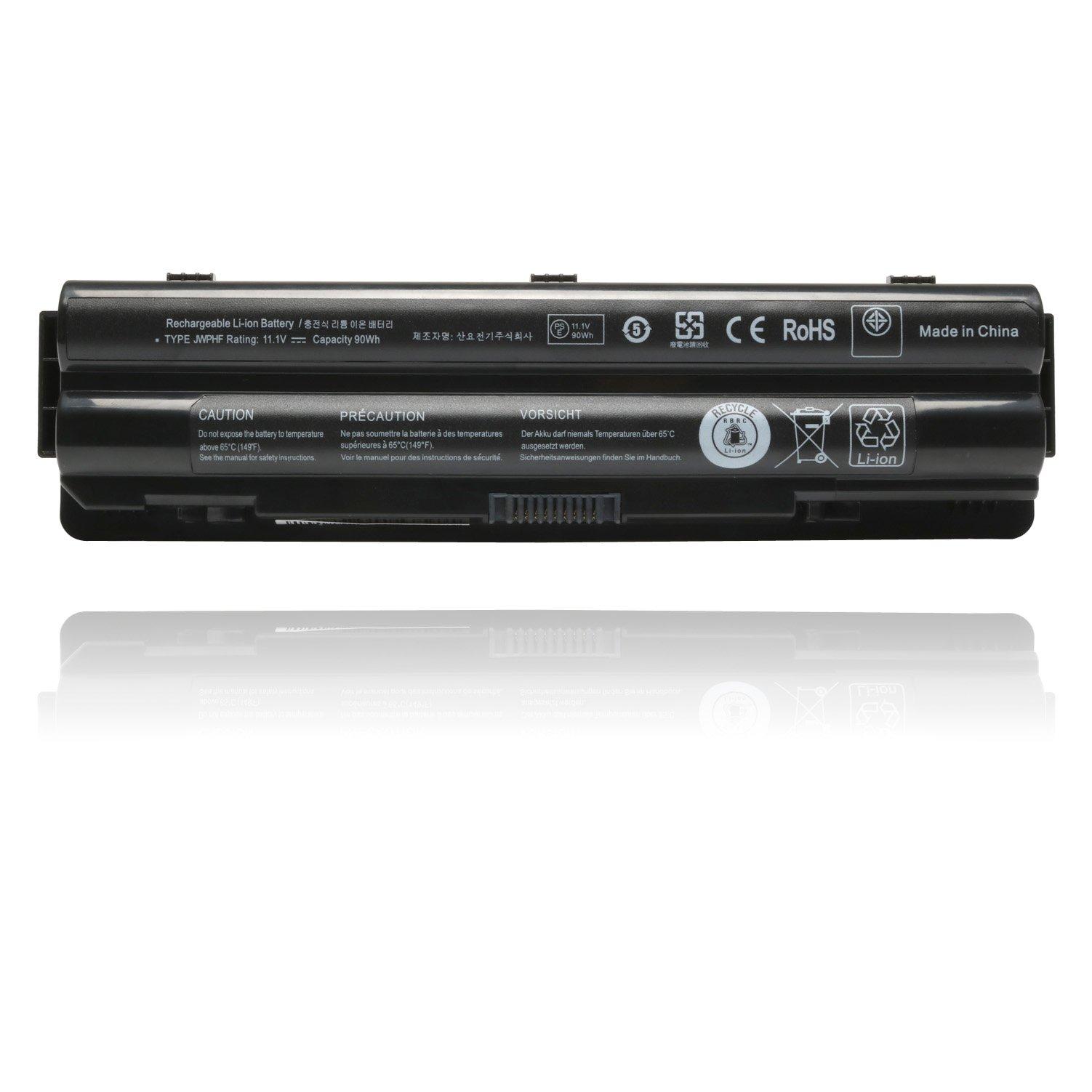 Bateria 90Wh R795X Dell XPS 17 15 14 L701X L702x L501X L502x