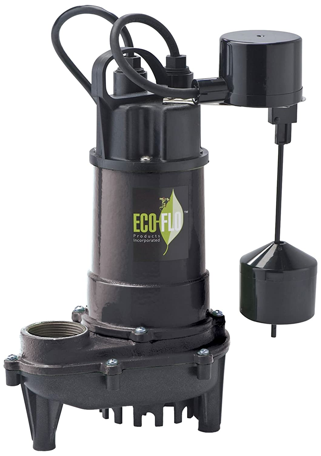 ECO-FLO ECD50V Submersible Sump Pump