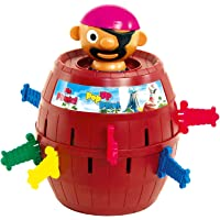 TOMY T7028 Pop Up Pirate Action Game, 10.8 Inches