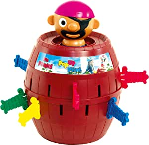 TOMY T7028 Pop Up Pirate Action Game