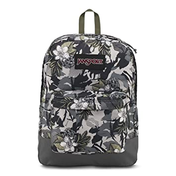 JanSport Black Label Superbreak Backpack - Halftone Camo - Classic,  Ultralight. Roll over ... 30d5f5ea41