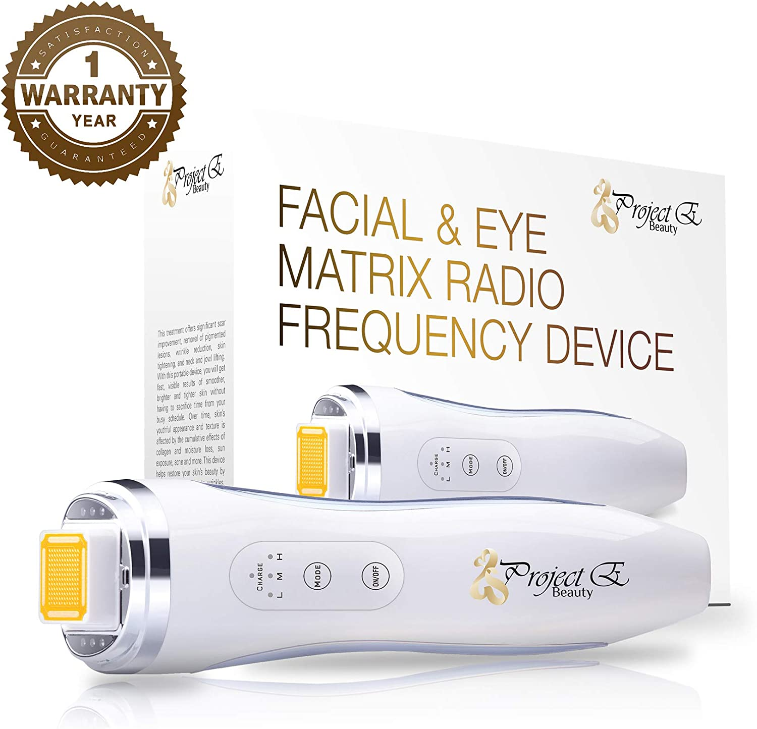 Project E Beauty Newest Best Effect Skin Tighten Face Lift Wrinkle Removal Skin Rejuvenation Mini Handheld Home Use Fractional Rf Machine