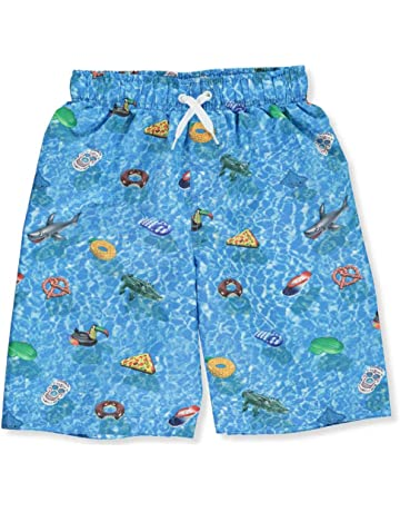 e06b7be2ed Boy's Swimwear Sets   Amazon.com