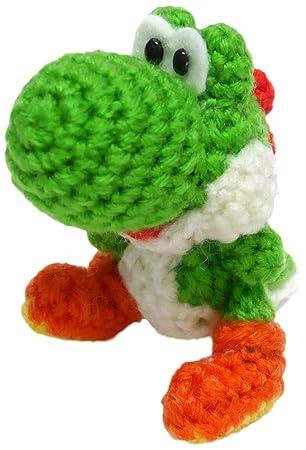 Hamanaka Strick Kit Yoshi Wolle Welt Yoshi Klein A Gruen H306 165