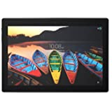 Lenovo Tab3 10 Plus 25,7 cm (10,1 Zoll Full HD IPS Touch) Tablet-PC (MediaTek MT8161 Quad-Core, 2GB RAM, 16GB eMCP, Android 6.0) schwarz