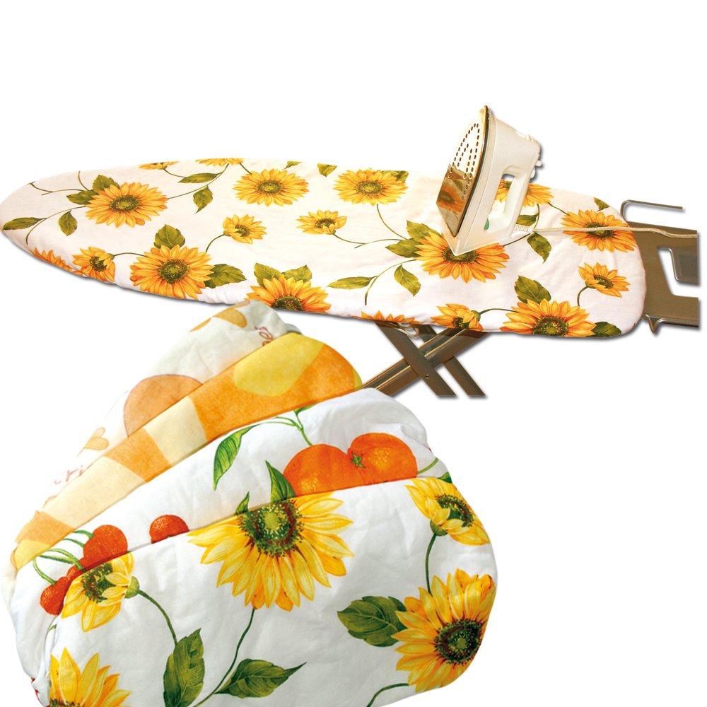 Pur Clean copertura universale per asse da stiro, in tessuto non tessuto che accumula il calore, diversi motivi Steuber GmbH