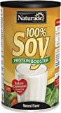 Naturade - 100% Soy Protein Booster Natural Flavor - 14.8 oz.