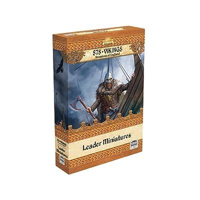 878 Vikings - Leader Miniatures: Toys & Games