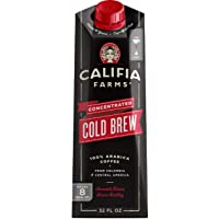 Deals on 6Pk Califia Farms Cold Brew Coffee Concentrate Unsweetened 32oz