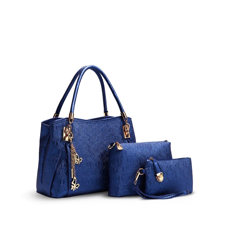 NICOLE&DORIS レディース カラー: ブルー B073NYYXBW