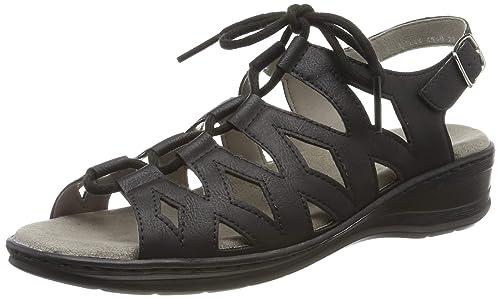 Jenny Korfu 2256522, Sandalias de Gladiador para Mujer ...