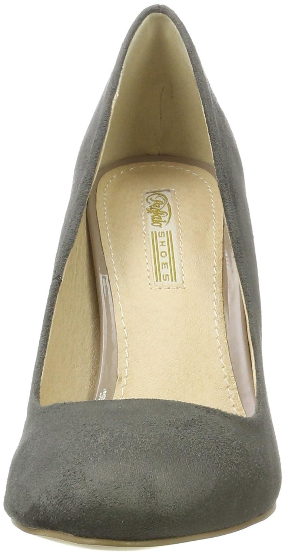 C354a Col 1 Imi Buffalo Tacco Suede P1804f Con Shoes Scarpe p1wnCq5