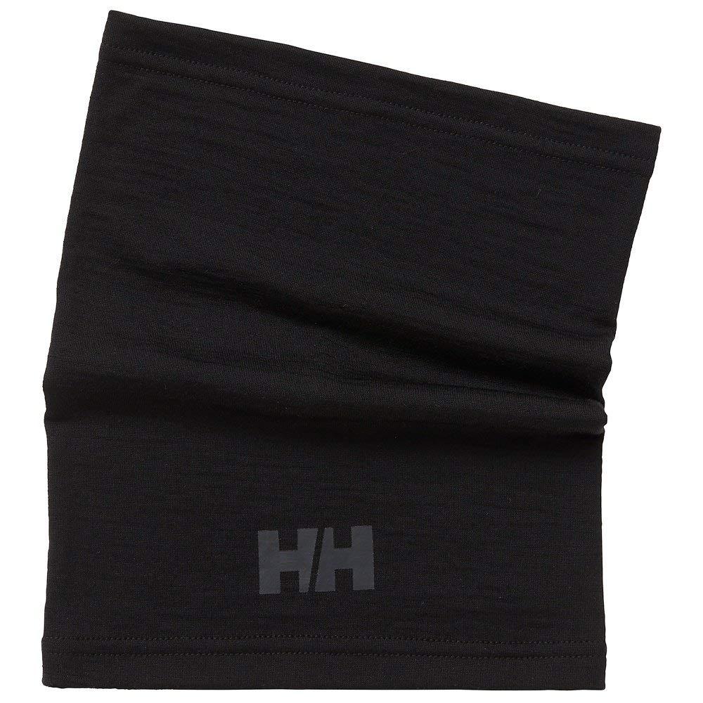Helly Hansen Unisex HH Merino Neck - Black, STD 67306