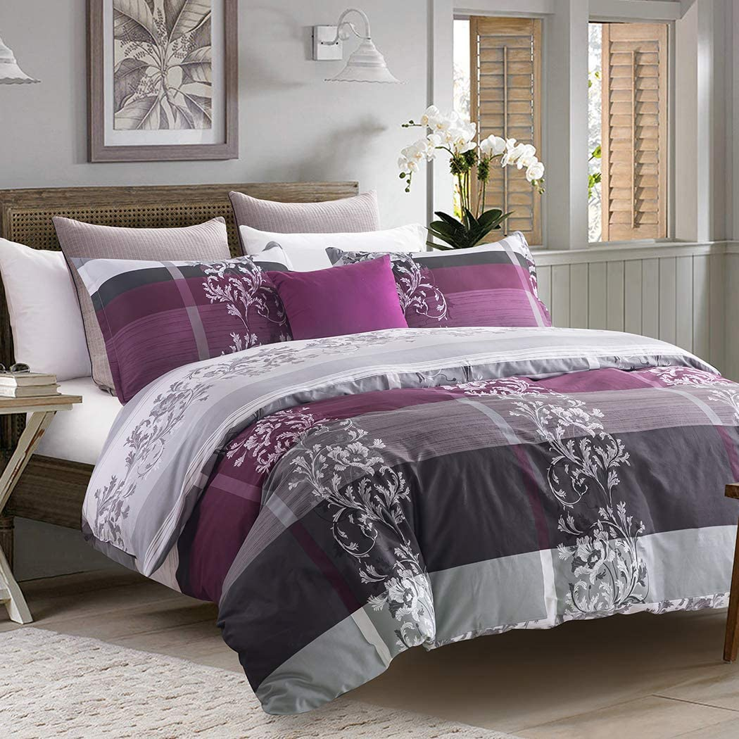 Details about  /Geometric Quilted Coverlet /& Pillow Shams Set Abstract Big Dots Print