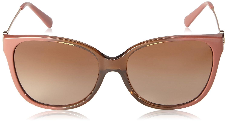 3415d1b8de9928 Michael Kors - Lunettes de soleil Femme - Marron - Medium  Michael Kors   Amazon.fr  Vêtements et accessoires