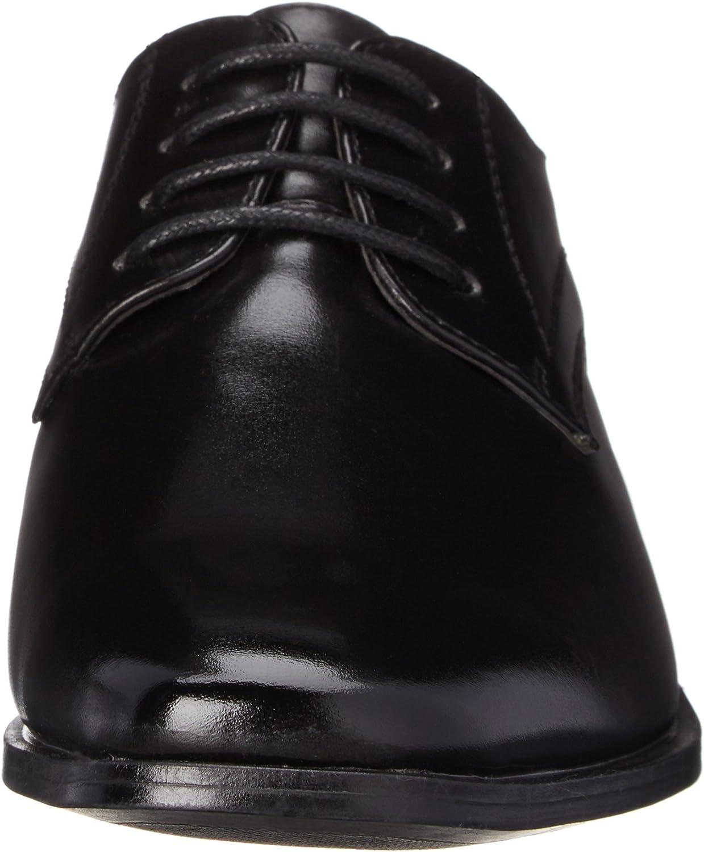 Little Kid//Big Kid Stacy Adams Carmichael Plain Toe Lace-up Uniform Oxford Dress Shoe