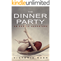 The Dinner Party: An Erotic Adventure (Lesbian Voyeur Erotica) (Jade's Erotic Adventures Book 1) book cover