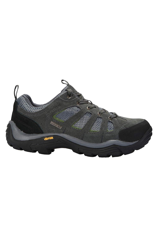 Mountain Warehouse Field Wasserfeste Schuhe für für für Herren - Vibram-Sohle Wanderschuhe Wildleder Netzstoff schnelltrocknend - Für Laufen Reisen zu jeder Jahreszeit f3e5eb