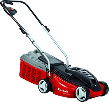 Einhell GE-EM Electric Rotary Lawnmower - Best for Uneven Lawns