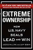 Extreme Ownership [Paperback] Jocko Willink