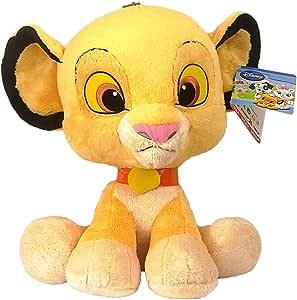 Disney El Rey León - Peluche Gigante Baby Disney - Simba