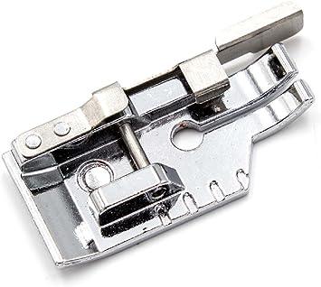 vhbw Accesorio Repuesto máquina de Coser, prensatela Patchwork ...